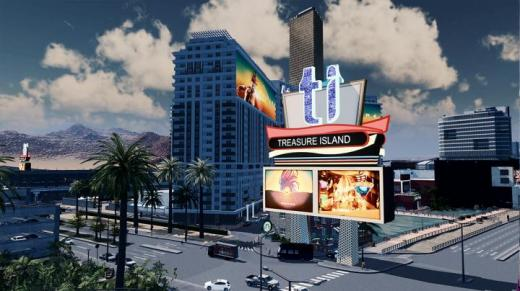 Photo of Cities: Skylines – Treasure Island Sign