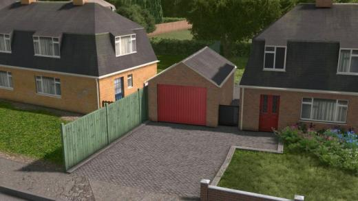 Photo of Cities: Skylines – UK Garages – Pack 1