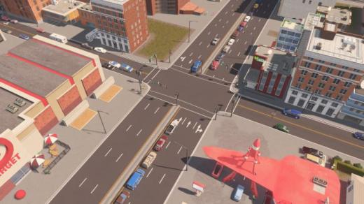 Photo of Cities: Skylines – [US Road Project] Roadside Props