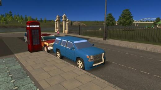 Photo of Cities: Skylines – Vanilla Style Luxury SUV