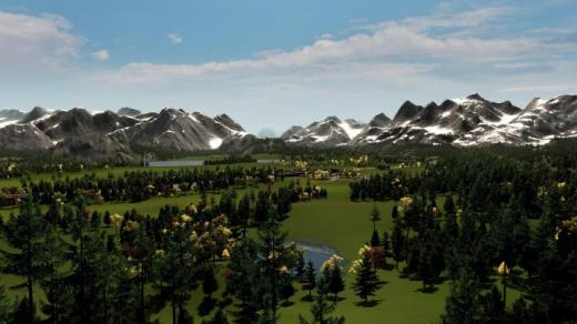 Photo of Cities: Skylines – Alps Dolomites Temperate W/ Snowy Peaks