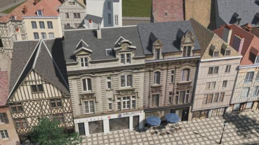 Photo of Cities: Skylines – Angers Shop 2 [France]