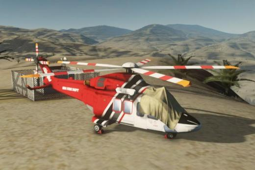 Photo of Cities: Skylines – AW139 Props Ver 01