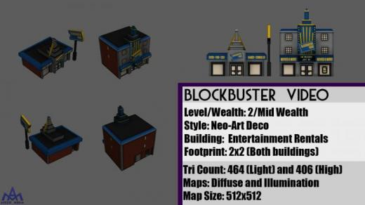 Photo of Cities: Skylines – Blockbuster Video