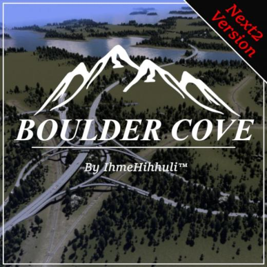 Photo of Cities: Skylines – Boulder Cove (NExt2 Version)