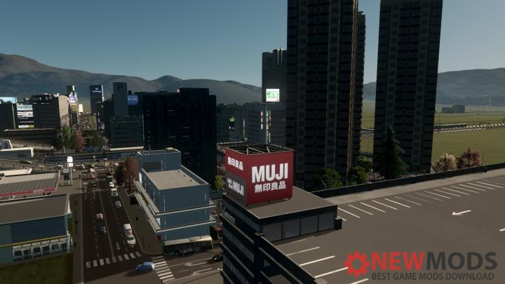 Photo of Cities: Skylines – Discount Store Sign