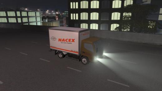 Photo of Cities: Skylines – Fuso Canter Nacex