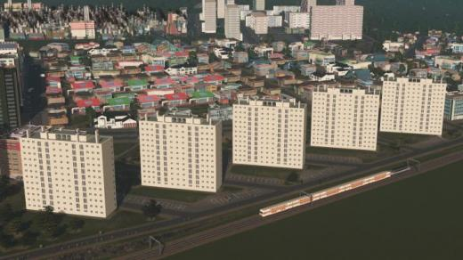 Photo of Cities: Skylines – Grand Pré 1 (Rosny-Sous-Bois, France) RICO