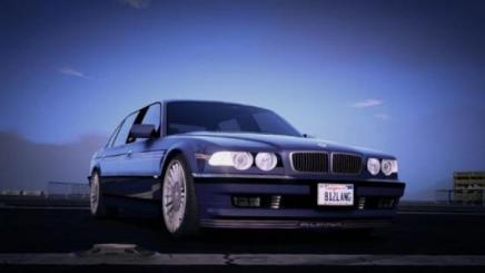 Photo of Gta 5 – 2001 Bmw Alpina B12 6.0 Lang Add-On/replace/extras 1.0