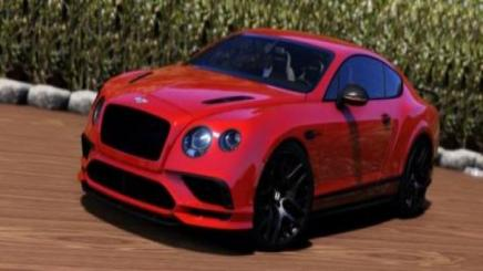 Photo of Gta 5 – 2018 Bentley Continental Gt Supersports Add-On / Template / Automatic Spoiler 1.0