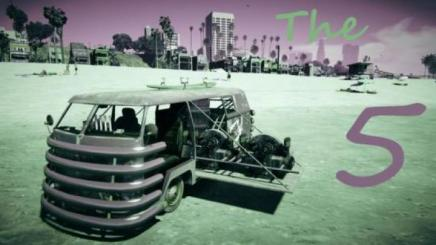Photo of Gta 5 – 5 Engine Surf Van 1
