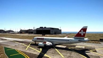 Photo of Gta 5 – Airbus A220-300