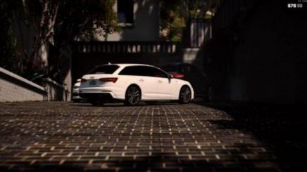 gta-5-audi-a6-avant-2019-add-on-replace-1-0-0-520×245