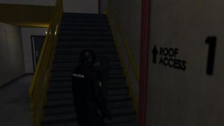 Photo of Gta 5 – Ballistic Shield For Lspdfr 0.4.2 Cnp/spanish Police 1.0