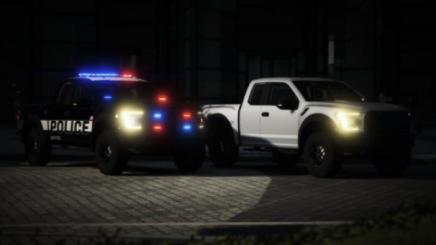 Photo of Gta 5 – Els Police And Civilian   2017 Ford Raptor  Add-On 1.0