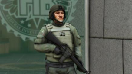 Photo of Gta 5 – Fib Swat Ped 1.0