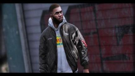 Photo of Gta 5 – Ftp Bomber + Gucci Underhoodie 1.0