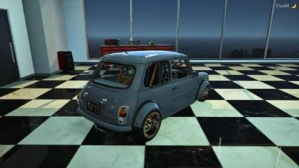 Photo of Gta 5 – Mini Cooper Rwd Swapped K Series Engine! 3.0