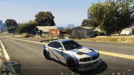 Photo of Gta 5 – Most Wanted Bmw M3 Gtr Not-So-Garbage Handling Fix 1.0