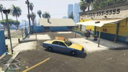 Photo of Gta 5 – New Taxi Ads 1.0.0