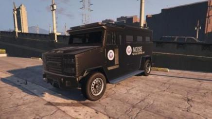 Photo of Gta 5 – Noose Brute Riot Vehicle Texture 1.0