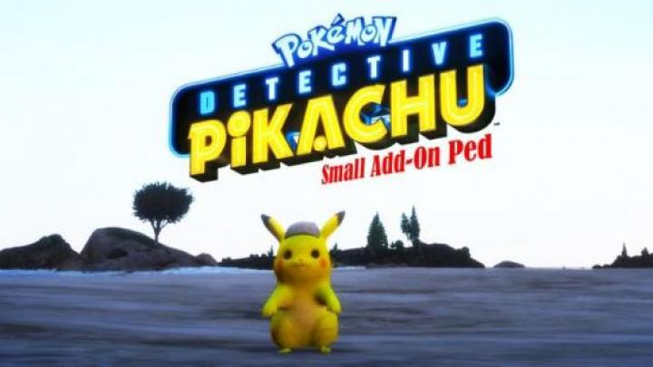 Gta 5 - Pokémon Detective Pikachu 1 0 - Newmods Net PC Game