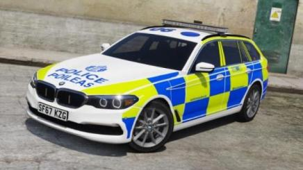 Photo of Gta 5 – Police Scotland Bmw 5 Series G31 1.0