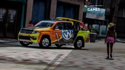 Photo of Gta 5 – Portuguese Lifeguard Isn – Volkswagen Amarok 3.0 V6  Replace & Addon / Livery  V1.0