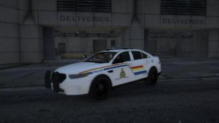 Photo of Gta 5 – Rcmp Taurus Pack 1.0