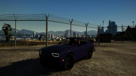 Photo of Gta 5 – Realistic Handling For Bravado Gauntlet S 1.0