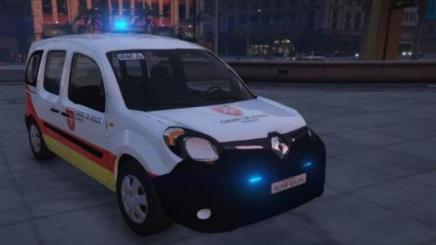 Photo of Gta 5 – Renault Kangoo – Ordre De Malte Els 1.0