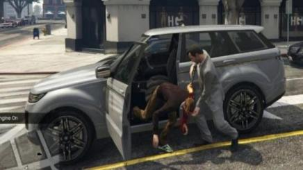 Photo of Gta 5 – Shoot Driver 1.0