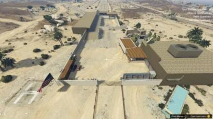 Photo of Gta 5 – Towing Yard At Ss Airport