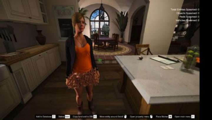 Gta 5 - Tracey New Clothes 1 0 - New PC Game Modding