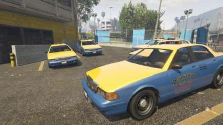 Photo of Gta 5 – Vanilla Taxi Without Ads (+ Fire Arm) Add-On   Replace   Tp+ Misc   Unlocked 1.0