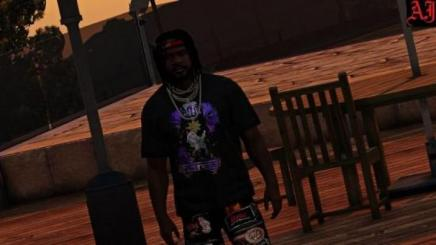 Photo of Gta 5 – Wwe Shirts For Frank 1.0