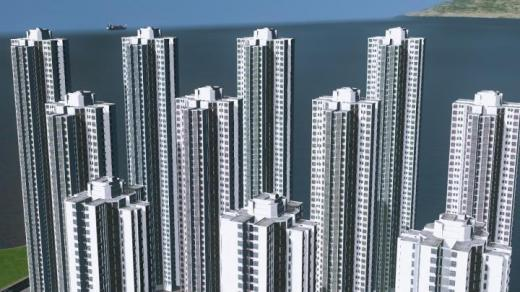 Photo of Cities: Skylines – Hong Kong-Styled Residential High Part2