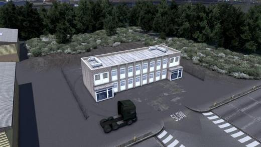 Photo of Cities: Skylines – Industrial Unit #4