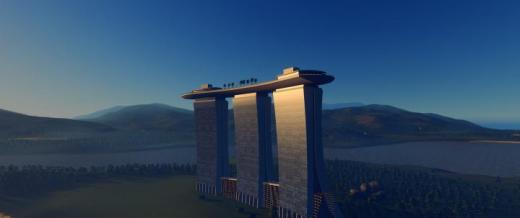 Photo of Cities: Skylines – Marina Bay Sands