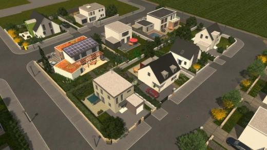 Photo of Cities: Skylines – [Pack] Modern European Suburban House