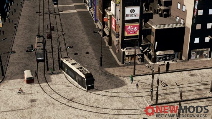 Photo of Cities: Skylines – Sapporo City Relations Sirius 1100_ST1100