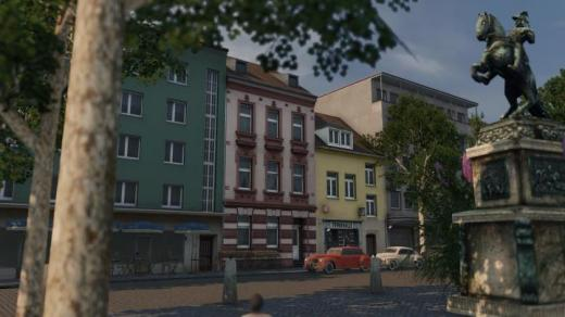 Photo of Cities: Skylines – Small Rowhouse from Duisburg