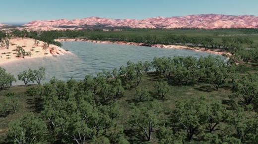 Photo of Cities: Skylines – South Fork Map 1951