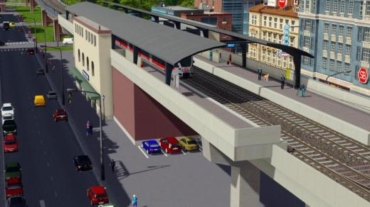 Photo of Cities: Skylines – Swiss Track D2 (E-Sta-NP)