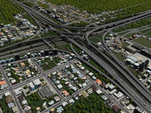Photo of Cities: Skylines – The Judge Harry Pregerson (MT) v.1 upd