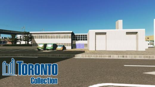 Photo of Cities: Skylines – Toronto Style Elementary School 3