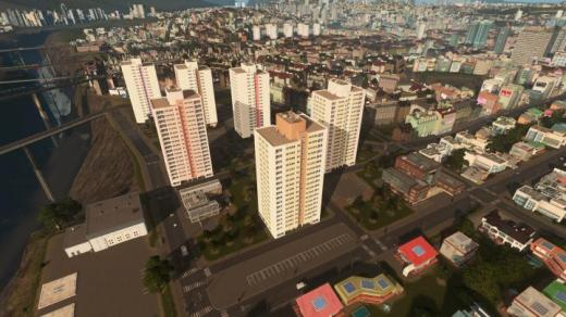 Photo of Cities: Skylines – Tours Boissiere (Rosny-sous-Bois, France) RICO