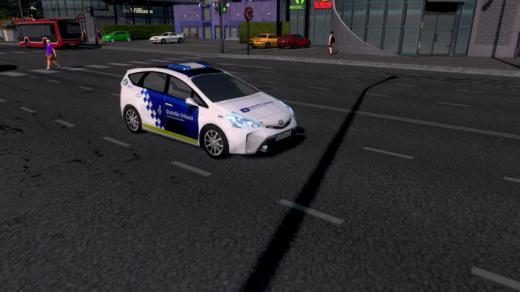 Photo of Cities: Skylines – Toyota Prius+GU