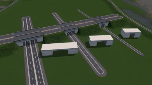 Photo of Cities: Skylines – Under Highway Tunnel Pack