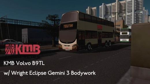 Photo of Cities: Skylines – Volvo B9TL KMB Gold